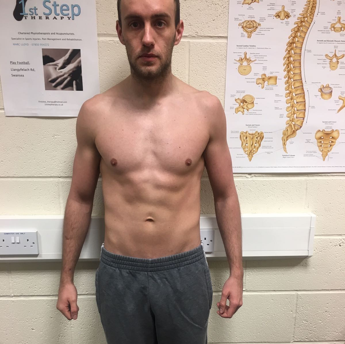 Personal training results after 6 week program image