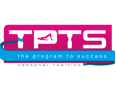 Logo of TPTS Gym and personal training in swansea