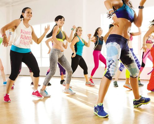 Fitness classes Swansea have shown to help you drop a dress size quickly and safely