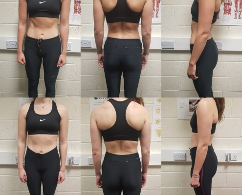 Ellie's TPTS personal training in Swansea results